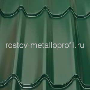 Металлочерепица МП Призма 6005